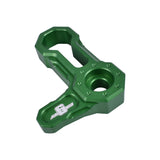 L-SHAPED ROOF LOCKS - JL/JT JEEP (Set of 6) GREEN