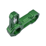 L-SHAPED ROOF LOCKS - JK JEEP (Set of 4) - GREEN