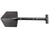 A6™ Shovel / Mount Combo - Black/ Grey