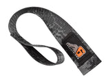 A6™ WINCH HOOK Pull Strap - DIGITAL GREY - 1.5 inch wide