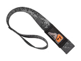 A6™ WINCH HOOK Pull Strap - DIGITAL GREY - 1 inch wide