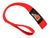 A6™ WINCH HOOK Pull Strap - RED - 1 inch wide