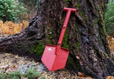 A6™ Adventure Mini Shovel (AMS-1) - WRINKLE RED