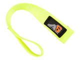 A6™ WINCH HOOK Pull Strap - SAFETY YELLOW - 1.5 inch wide
