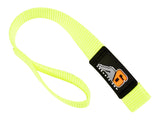 A6™ WINCH HOOK Pull Strap - SAFETY YELLOW - 1 inch wide
