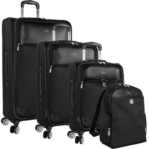 Vince Camuto Jemma 4 Piece Spinner Luggage Set