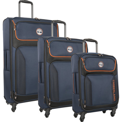 Timberland Kingspoint 3 Piece Spinner Luggage Set