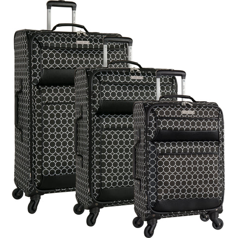 Nine West Adventurer 3 Piece Spinner Luggage Set