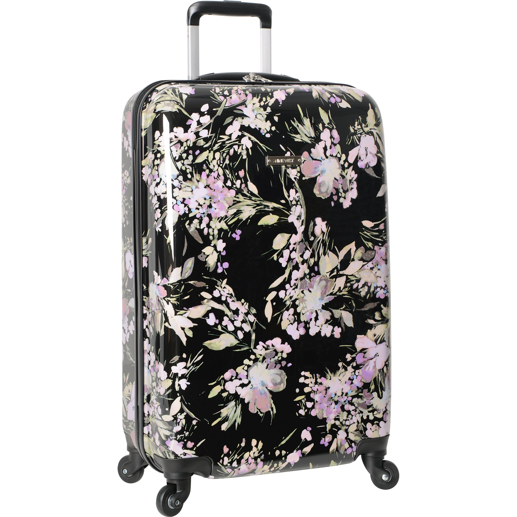 94b013f8f Nine West Outbound Flight 28 inch Hardside Spinner Suitcase. Group Orange  Tropic · Group Lily Festival ...