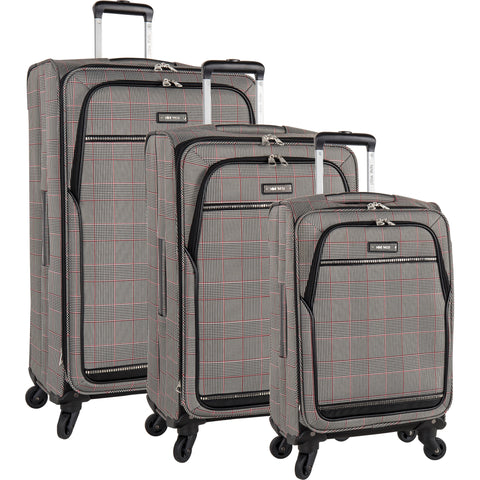 Nine West Girlstrip 3 Piece Spinner Luggage Set