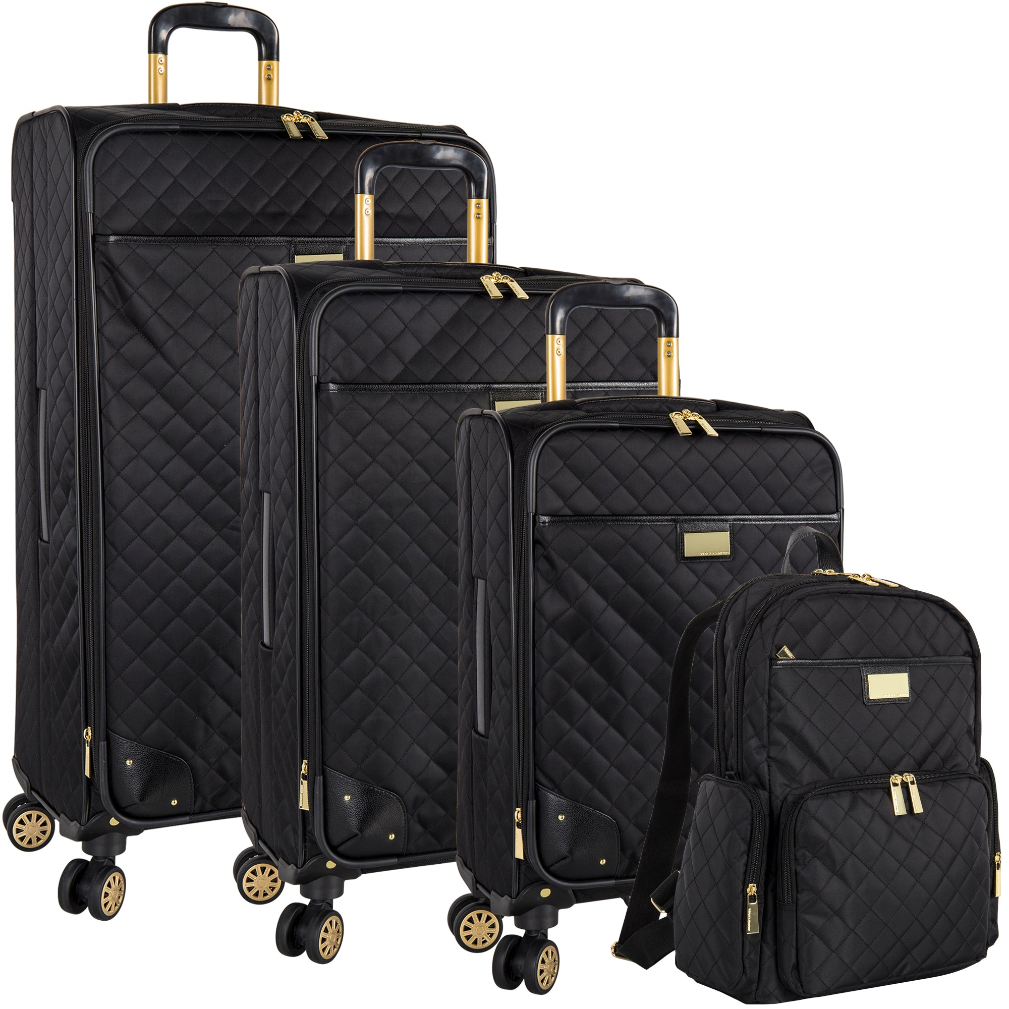 be2801b24250 Vince Camuto Alissa 3 Piece Spinner Luggage Set