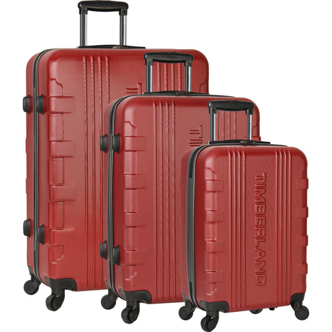 Timberland Bondcliff 3 Piece Hardside Spinner Luggage Set
