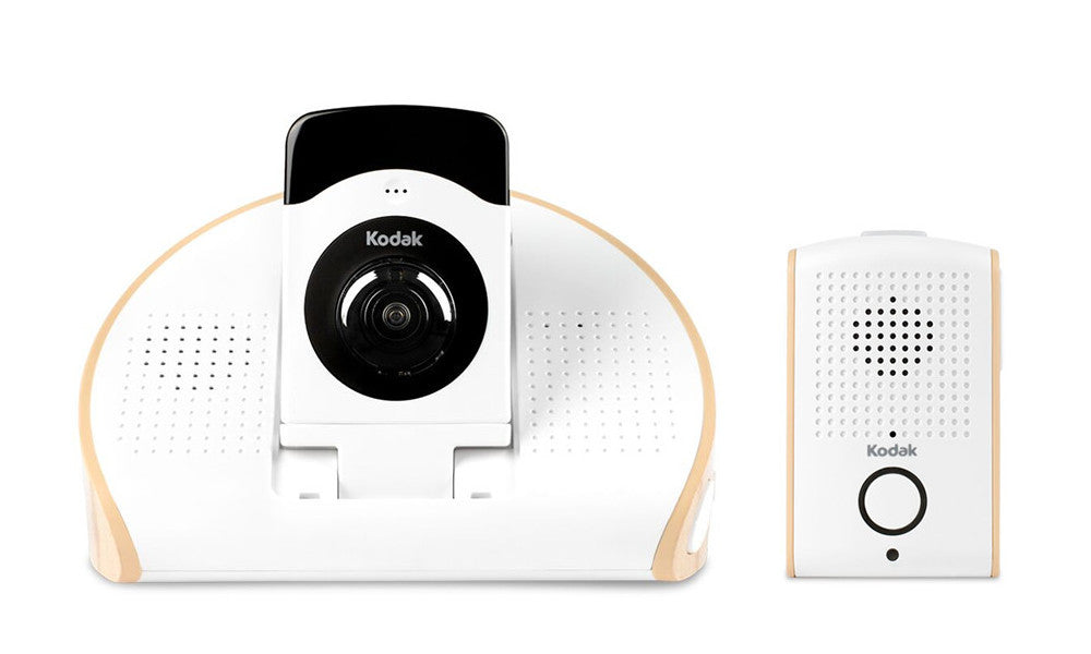 KODAK Baby Monitoring System CFH BVA10 Connected Family Home