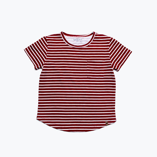 Boy's Striped T-Shirt