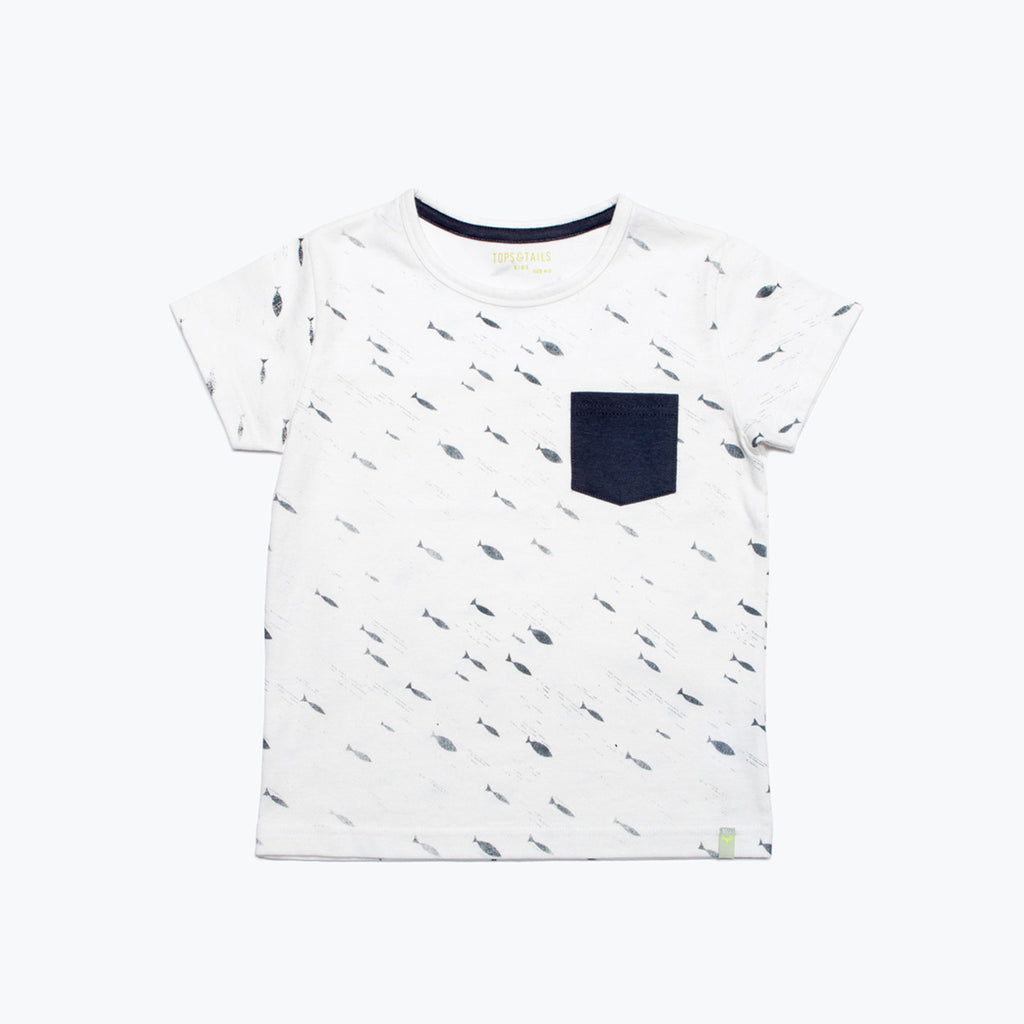 Boy's Fish T-Shirt