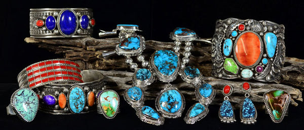 Native American Jewelry From Hopi Navajo Zuni And More
