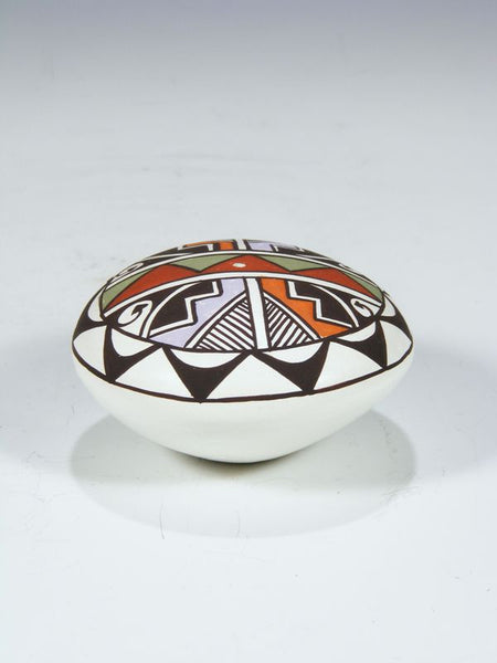 Jemez Pueblo Seed Pot by Mary Lewis - PuebloDirect.com - 1