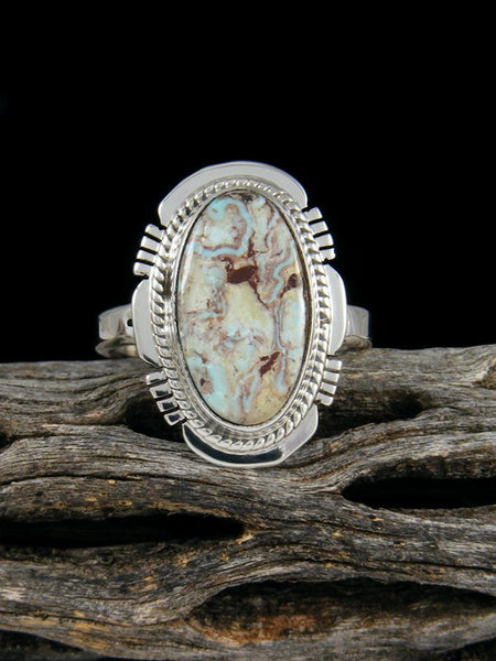 Dry Creek Turquoise Ring, Size 9