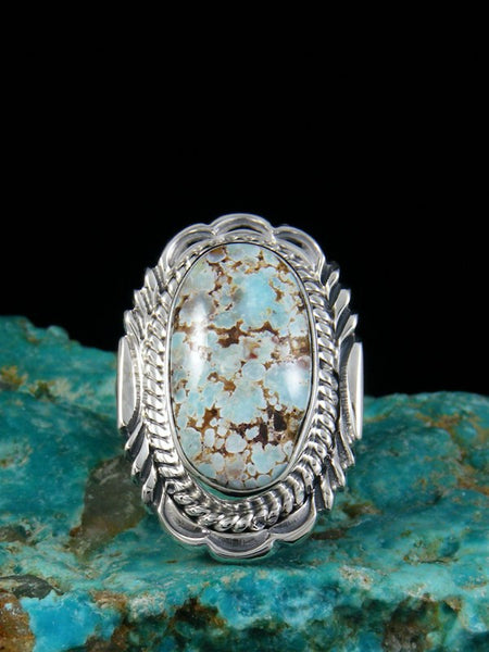 Dry Creek Turquoise Ring, Size 7 1/4
