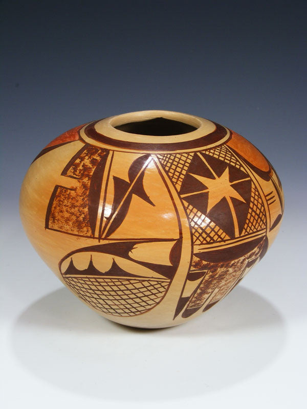 Hopi Hand Coiled Pottery by Chereen Nampeyo - PuebloDirect.com - 1