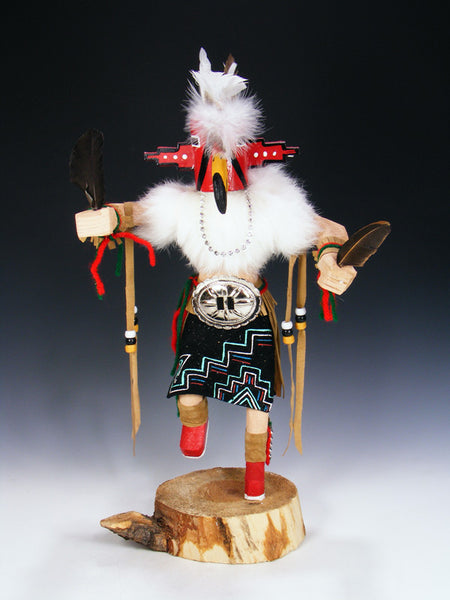 Red Tail Hawk Navajo Kachina Doll