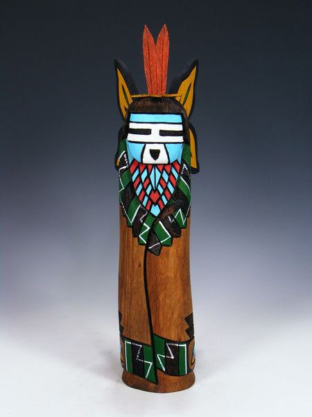 Carved Butterfly Maiden Zuni Kachina Doll