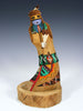 Hopi Butterfly Mana Kachina by Erwin Pino - PuebloDirect.com - 1