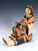 Jemez Pueblo Pottery Storyteller by Linda Fragua - PuebloDirect.com - 3