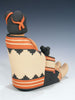 Jemez Pueblo Pottery Storyteller by Linda Fragua - PuebloDirect.com - 2