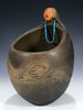 Santo Domingo Pueblo Pottery by Manuelita Lovato - PuebloDirect.com - 3