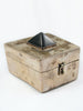 Native American Sterling Silver Box by Aaron Toadlena - PuebloDirect.com - 2