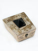 Native American Sterling Silver Box by Aaron Toadlena - PuebloDirect.com - 1