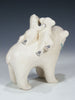 Isleta Pueblo Polar Bear Family by Stella Teller - PuebloDirect.com - 3