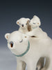 Isleta Pueblo Polar Bear Family by Stella Teller - PuebloDirect.com - 2