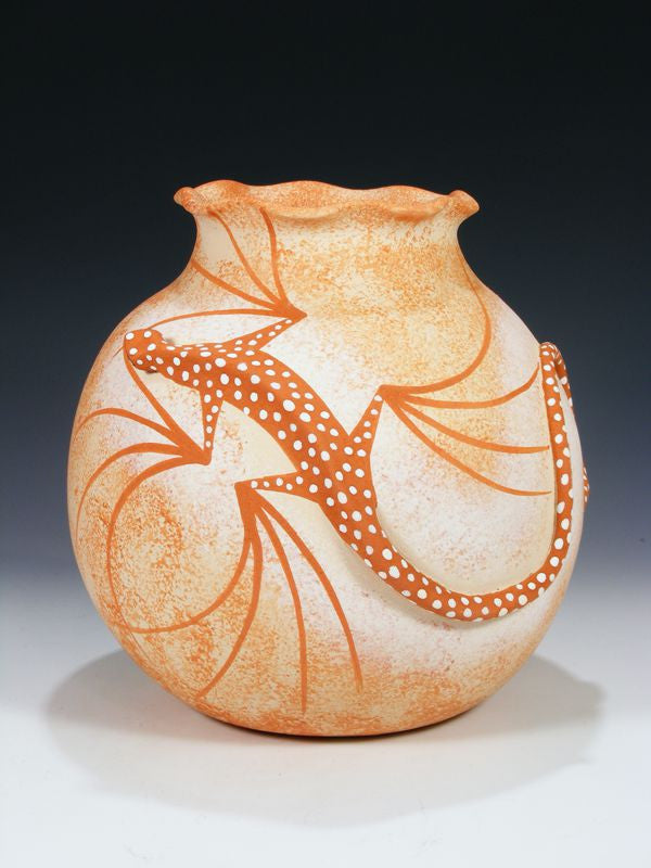 Zuni Pueblo Pottery by Tony Lorenzo - PuebloDirect.com - 1