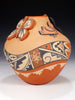 Jemez Pueblo Pottery by Linda Fragua - PuebloDirect.com - 3
