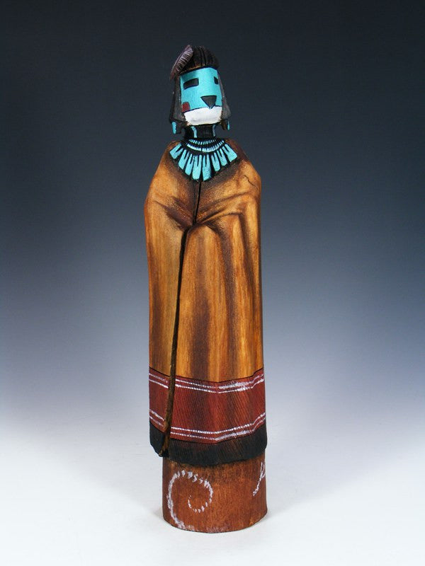 Carved Hopi Maiden Kachina Doll