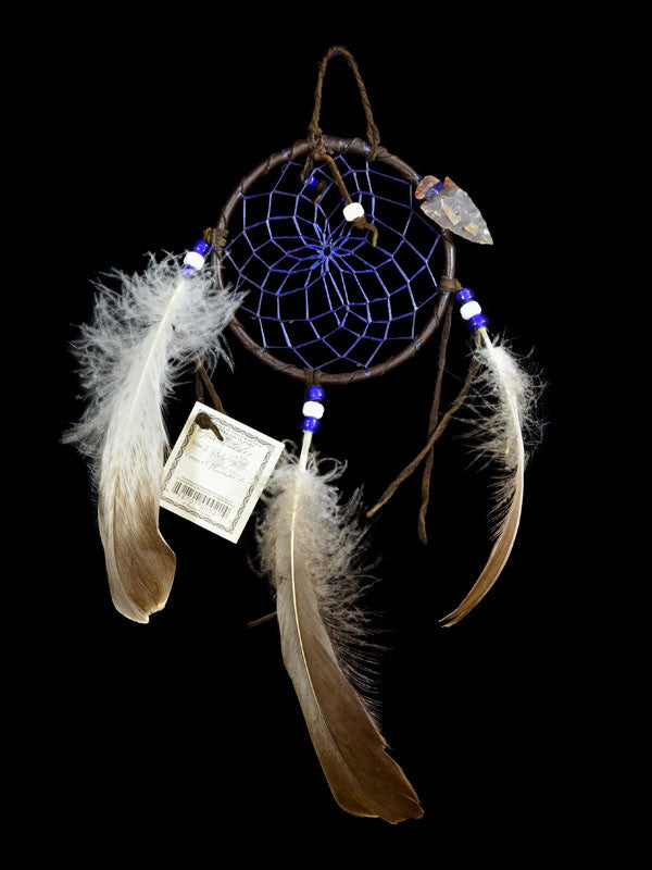 "4"" Hand Crafted Dream Catcher"