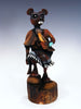 Hopi Mouse Warrior Kachina by Clyde Harris - PuebloDirect.com - 1