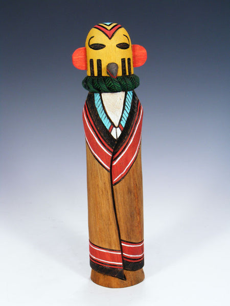 Hummingbird Kachina Doll by Jerome Nequatewa - PuebloDirect.com - 1
