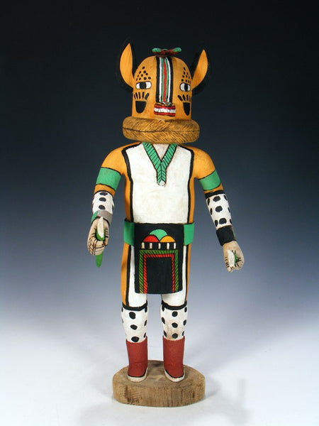 Hopi Hand Carved Chipmunk Kachina Doll