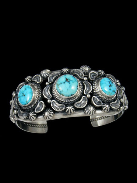Native American Dry Creek Turquoise Bracelet