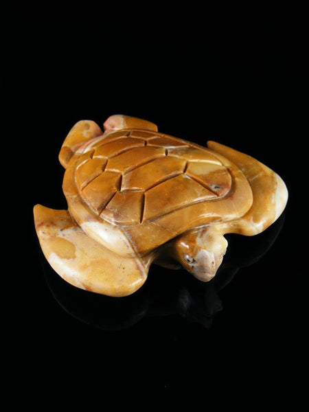 Tigilite Turtle Zuni Fetish