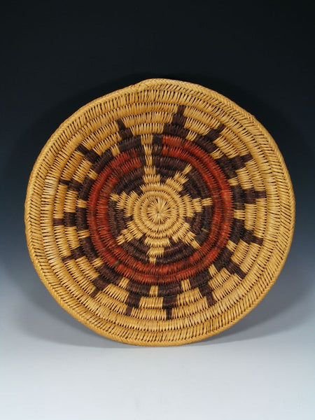 Hand Woven Navajo Wedding Basket