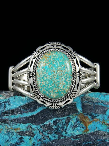 Native American #8 Turquoise Cuff Bracelet