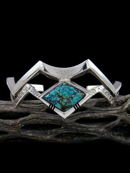 Native American Cloud Mountain Turquoise Bracelet