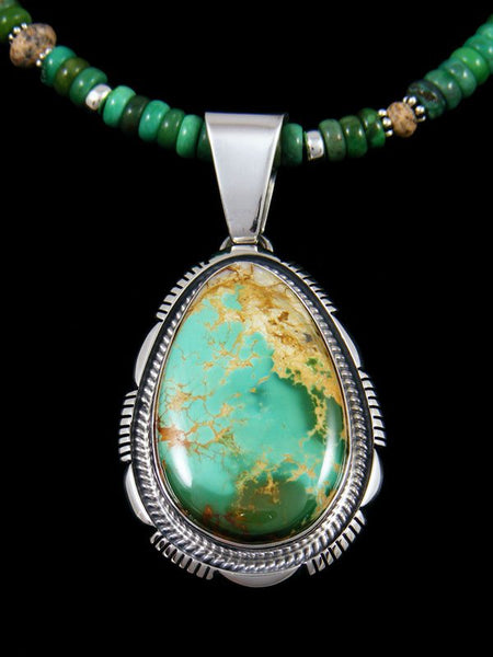 Native American Jewelry Royston Turquoise Necklace