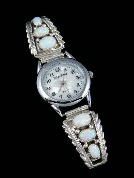 Native American Indian Opal Ladies' Watch