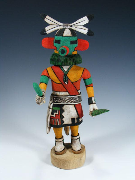 Hopi Ka E Carved Pueblo Kachina Doll