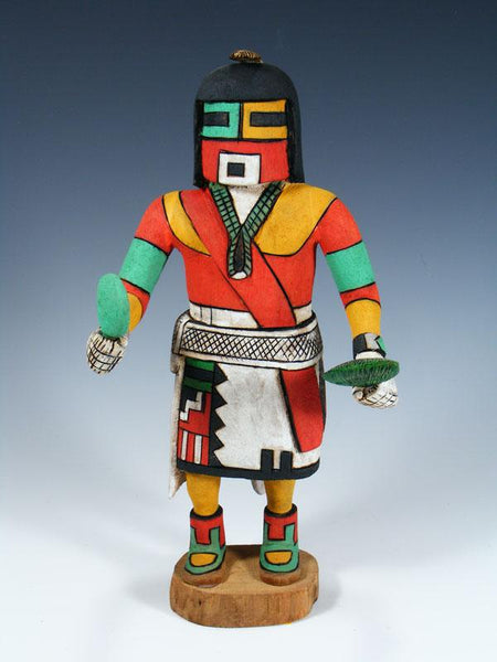 Hopi Tuma-Ay Carved Pueblo Kachina Doll